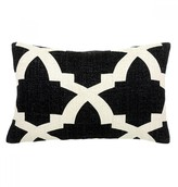 Mela Artisans Bali In Black Decorative Pillow, Small