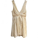 Zadig & Voltaire Yellow Cotton Dress for Women