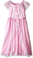 Disney Beauty And The Beast Movie Girls Nightgown, Kids Size M(7/)