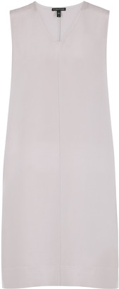 Eileen Fisher Lilac Silk Dress