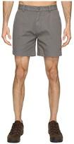 Royal Robbins Billy Goat Shorts (Khaki) Men's Shorts