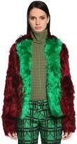 Marni Alpaca Fur Jacket