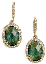 Jenny Packham Crystal Drop Earrings