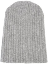 The Elder Statesman cashmere Summer Cap