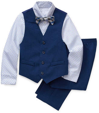 Van Heusen Boys 4-pc. Suit Set Preschool / Big Kid