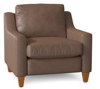 Wayfair Custom UpholsteryTM Jesper Armchair Wayfair Custom Upholstery Body Fabric: Bronx Sod, Leg Color: Black Walnut