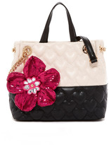 Betsey Johnson Be My Better Half Shopper