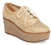 Schutz Women's Jules Espadrille Platform Sneaker