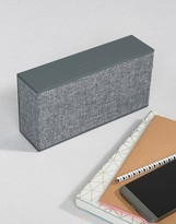 Fresh N Rebel Rockbox Chunk Speaker In Concrete