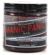 Old Glory Manic Panic - Vampire Red Cream Hair Color