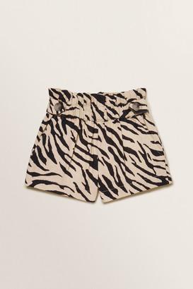 Seed Heritage Zebra Shorts