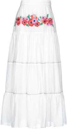 Carolina K. Long skirts