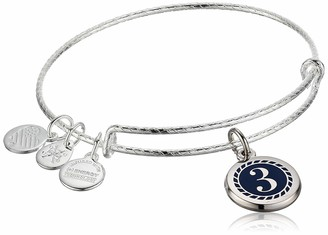 Alex and Ani Color Infusion Numerology Three EWB SS