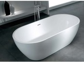 Sterling Oval Free Standing Bath in Gloss