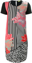 Versace floral print dress - women - Polyester/Spandex/Elastane - 40