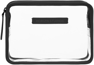 Horizn Studios Transparent Wash Bag - Black
