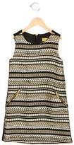 Nicole Miller Girls' Tweed Sleeveless Dress w/ Tags