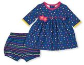 Florence Eiseman Baby's Scattered Dot Knit Dress