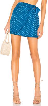 House Of Harlow x REVOLVE Bobbi Silk Skirt