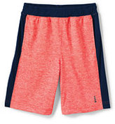 Classic Toddler Boys Active Mesh Shorts-Melon Breeze Space Dye