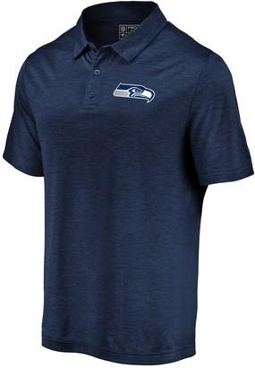 Majestic Men's Seattle Seahawks Positive Production Polo