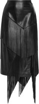 Michael Kors Fringe Pencil Skirt