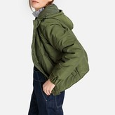 La Redoute Collections Short Hooded Padded Jacket with Pockets