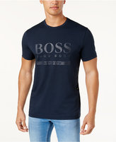 HUGO BOSS HUGO Men's Classic-Fit Logo-Print T-Shirt