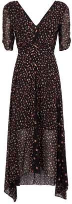 AllSaints Macella Ditzy Floral Dress