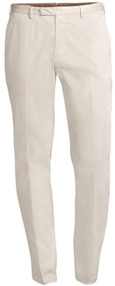 Boglioli Stretch Cotton Trousers