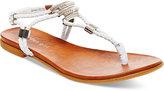 Madden-Girl Flexii T-Strap Flat Sandals
