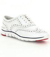 Cole Haan Women's Zerogrand Perforated Wingtip Sneakers