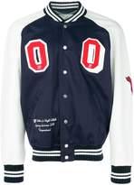 Off-White varsity jacket