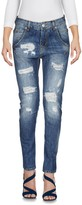 Fornarina Denim pants - Item 42584547