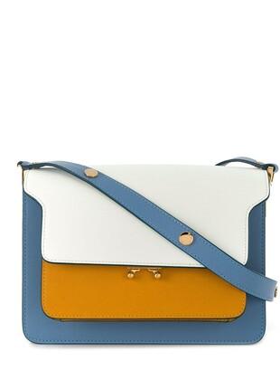 Marni colour-block Trunk shoulder bag