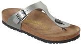 Birkenstock gizeh sandal (titanium)