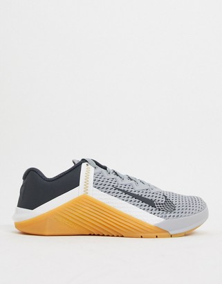 Nike Training Metcon trainers in grey