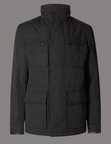 Autograph Trim Jacket With Stormweartm & Thinsulatetm