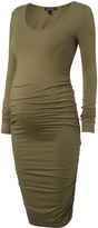 Isabella Oliver Eldon Maternity Midi Dress