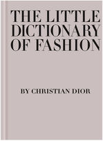 Abrams The Little Dictionary of Fashion