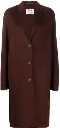 Acne Studios Single-Breasted Coat