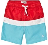 Original Penguin Samba Bright Swim Trunks