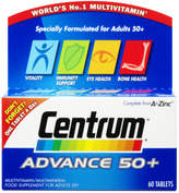 Centrum Advance 50 Plus Multivitamin Tablets - (60 Tablets)