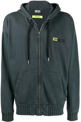 Diesel DXF-S-Alby zipped hoodie