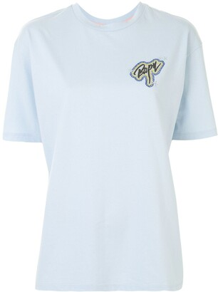 BAPY BY *A BATHING APE® logo print T-shirt