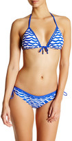 Seafolly Tidal Wave Slide Triangle Bikini Top