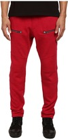 Just Cavalli Motorcycle Jogger Sweatpants