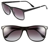 Carrera Eyewear 57mm Retro Sunglasses