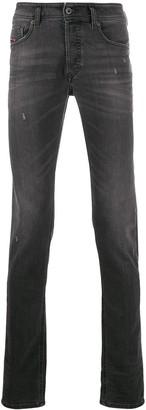 Diesel Sleenker-X mid-rise skinny jeans