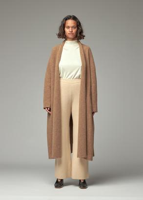 LAUREN MANOOGIAN Women's Uzbek Cardigan Sweater in Camel Melange Size 1